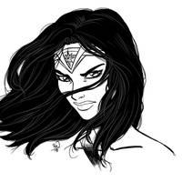 Wonder Woman by channandeller