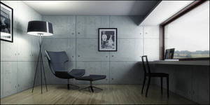 Chair by Basaran00
