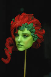 Poison Ivy 1:6 scale - painted by No-Sign-of-Sanity