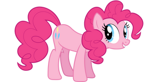 Pinkie Pie Vector by Pilot231