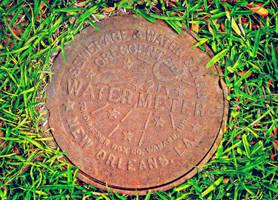 Water Meter by Re-2006