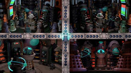 Dalek Time Controller  by Lemiken7