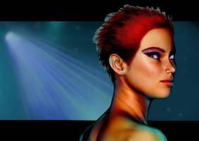 Neon Angel by LJ-Phillips