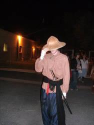 Samurai Costume 2010 by FengWindChild