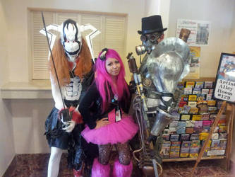Banzaikon 2012, pinkypie, Vasto Lorde, steampunk by FengWindChild