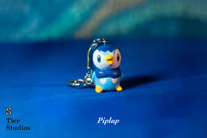 Piplup charm by Zavellart