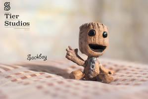 Sackboy by Zavellart