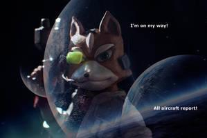 Fox Preview by Zavellart