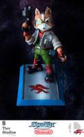 S Tier Studios presents Fox McCloud! by Zavellart