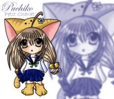 . Puchiko Nyu . by childofsadness