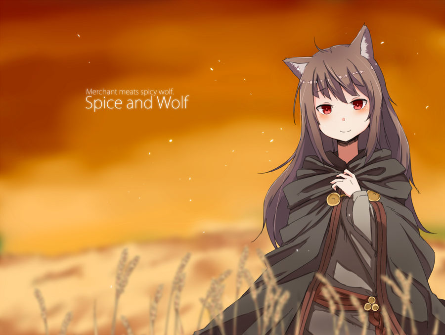 Spice and Wolf by wacwacsan