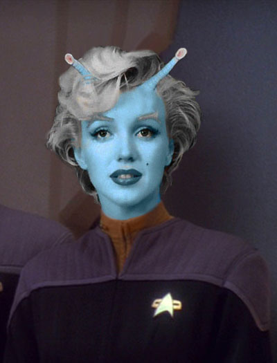 Marilyn Andorian by ChaseTruth