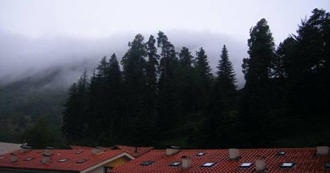 detras de la niebla by Koo-cha by catalans