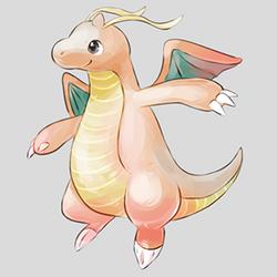 Dragonite by krokus00