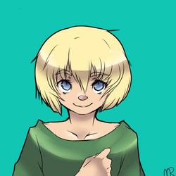 Armin #1 by krokus00