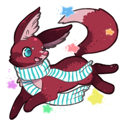 Small Chibi Commission by krokus00