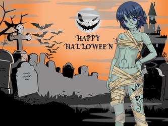 Happy Halloween! by Nephle
