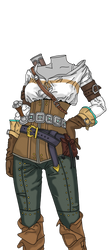 Ciri's Clothes by Nephle