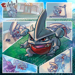 Gible by esemese