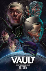 Vault promo poster by esemese