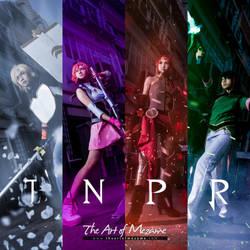 Team JNPR from RWBY by theartofmezame