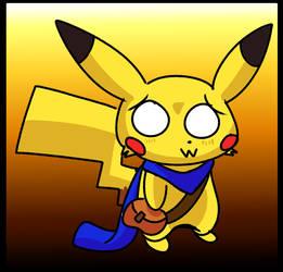 Pikachu OwO by Mysticwaffle032