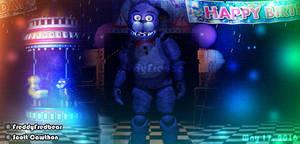 Original Bonnie by FreddyFredbear