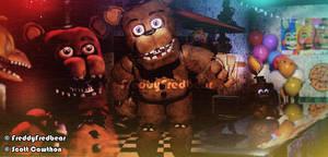 Original Freddy Fazbear by FreddyFredbear