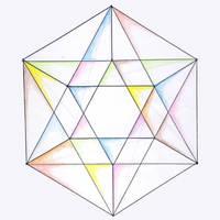 Tensegrity Icosahedron Skeleton by SmilingY