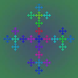 Joyful Cross by SmilingY