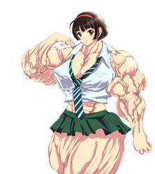Miki Kusanagi2 by S20K00Y