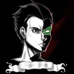 Damian Wayne by TifaxxLockhart