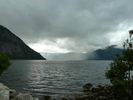 Norwegian Fjord by hayahayaha