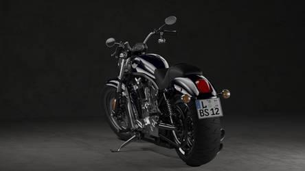 Harley VRod by LoByteSo