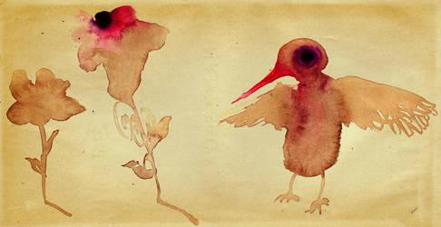Bird Flu by OhAnneli