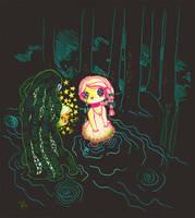 Swampfindings by OhAnneli