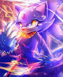 Blaze - Light em up. Redraw by The-Criminal-Rose