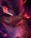 Shadow - Red by The-Criminal-Rose