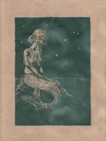 Mermaid by GiannaPergamo