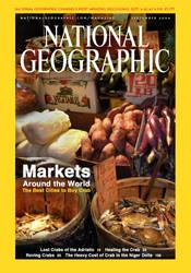 NatGeo Market Cover by GiannaPergamo