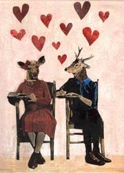Love Notes by GiannaPergamo