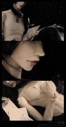 Gem of a bird by akino-momo