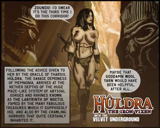 Huldra: Underground pt.I by Nihilestique