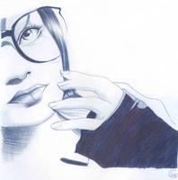 Pen Art by Ciotti