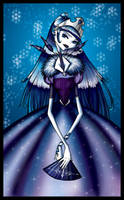 The Queen of Hearts by Leivre