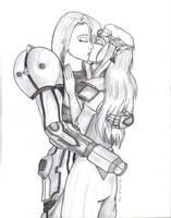 Samus and Zelda-ness for Tryn by Goddess-Aribelle