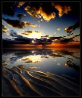 Quiet ocean by Andycap