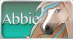 Abbie's button by Volt-Draws