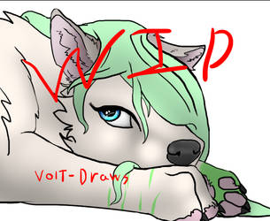 Volt [WIP] by Volt-Draws