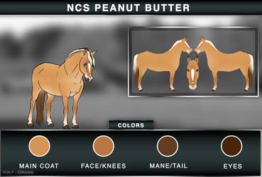 NCS Peanut Butter by Volt-Draws